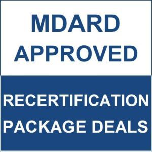 Michigan Recertification Package